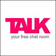 TALK logo light